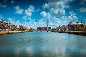 Le Havre en France